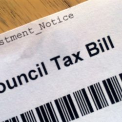 HMO COUNCIL TAX being changed on each room!