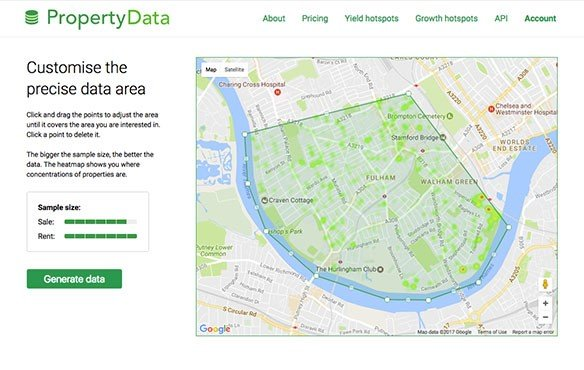 Six ways to use property data to earn more from property
