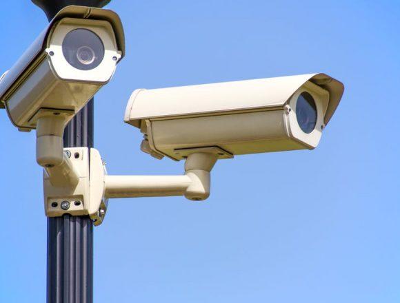 CCTV with audio?