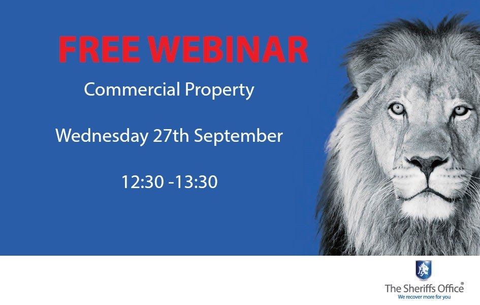 Free Webinar on commercial property