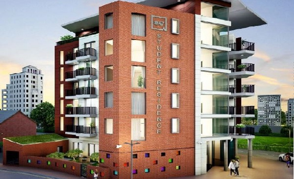 Property investment in popular student city with high demand