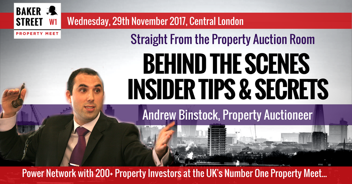 Baker Street Property Meet – Nov 2017