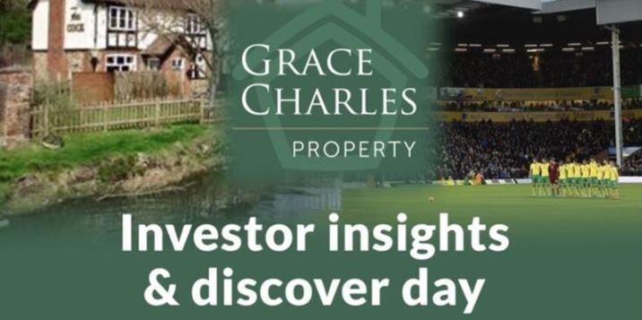 Grace Charles Investor Insights & Discover Day