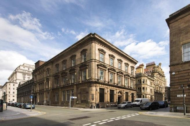 Central Liverpool Buy to Let investment in converted period building