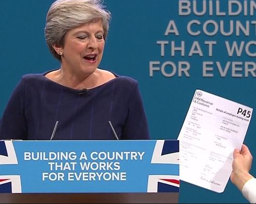"Theresa May – ""I will take charge to solve the housing crisis"""