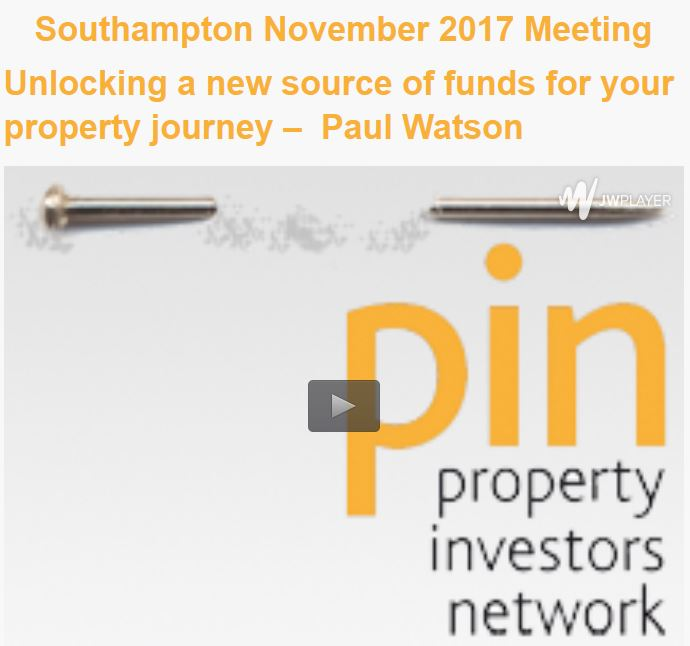 Southampton pin Meeting