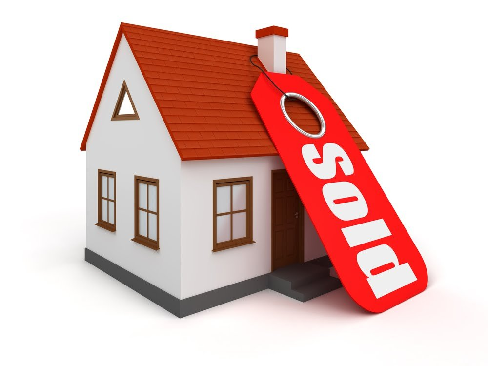 Early release of agreement on sold property?