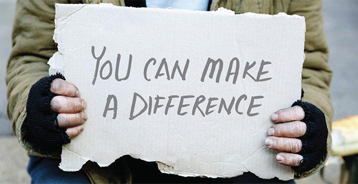 Landlords fund-raising for the homeless