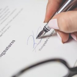 Should I get a new 12 month tenancy agreement signed?