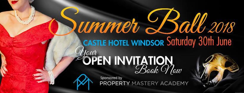 Property Investors Summer Charity Ball