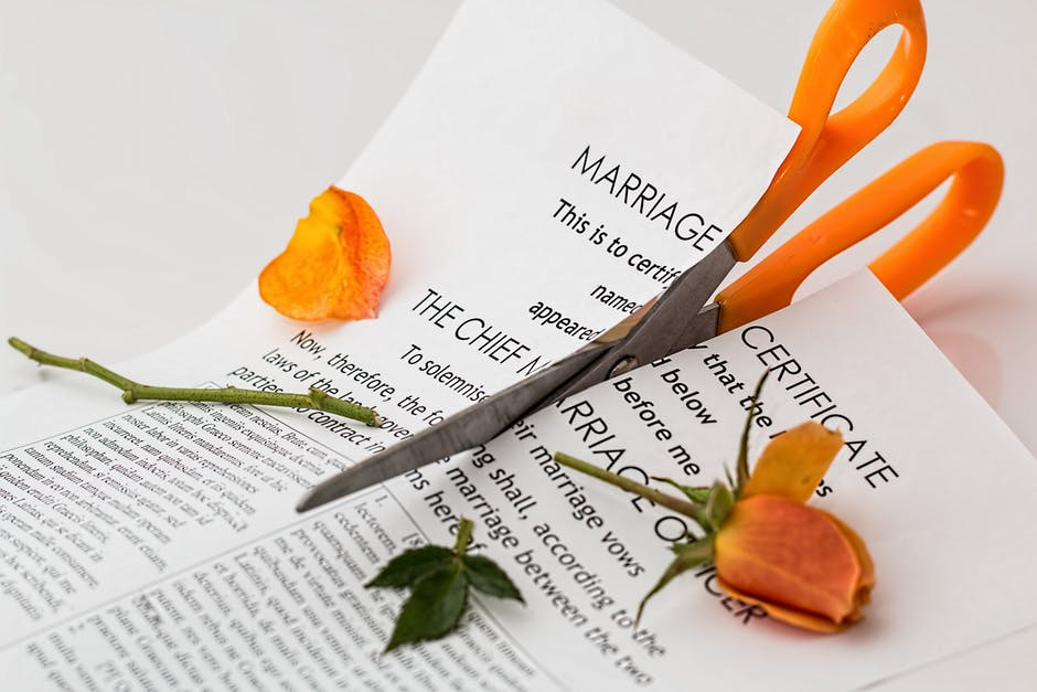 Jointly owned properties and tax on divorce and separation?