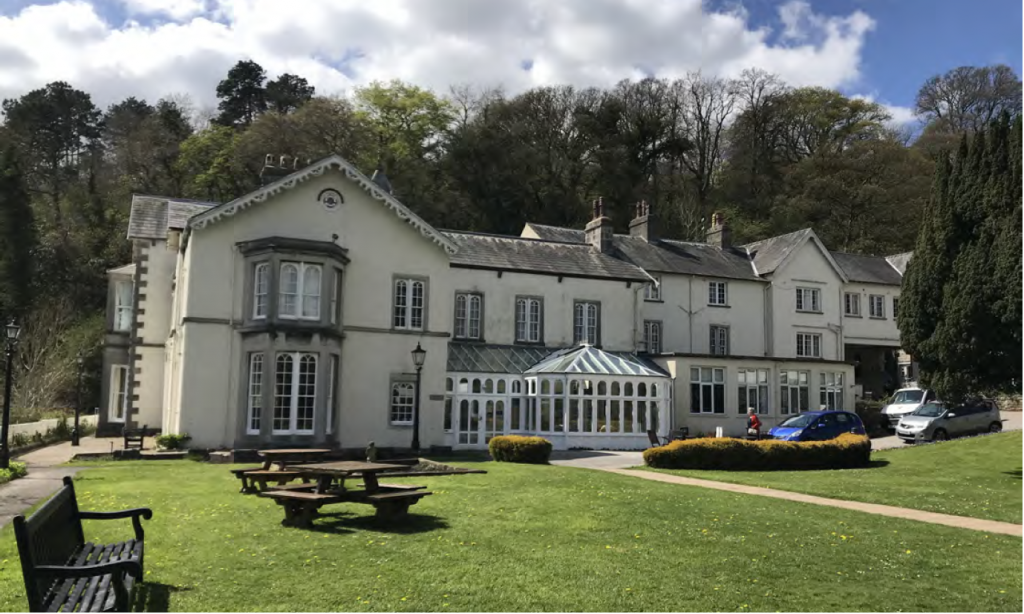 Luxury Lake District retirement retreat investment