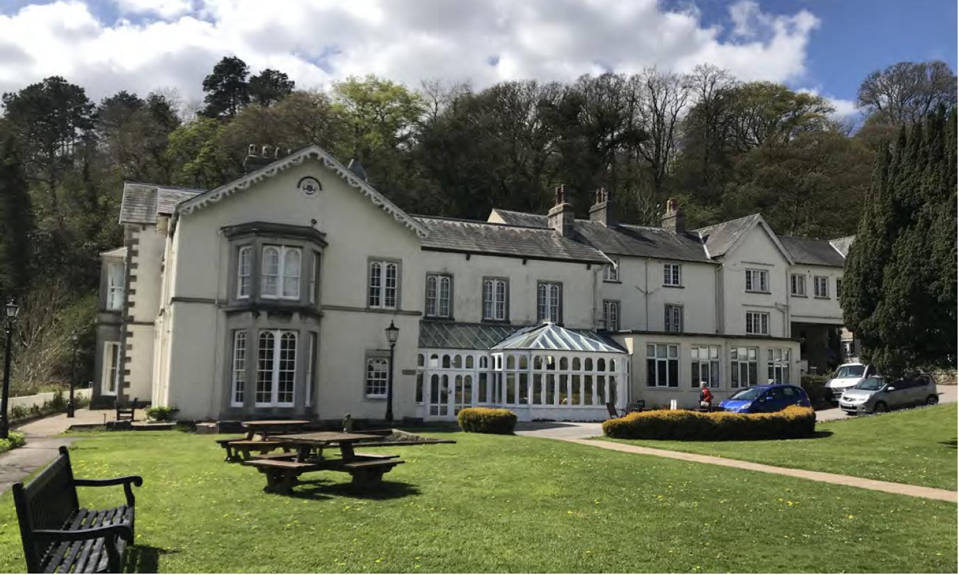 Luxury Lake District retirement retreat investment