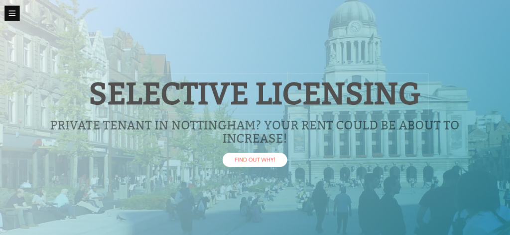 Nottingham Council won't refund my licensing fee