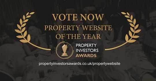 Property118 Nominated For Prestigious Award