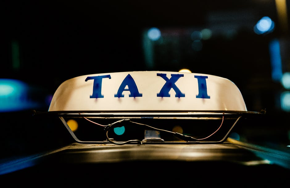 Taxi company or sole trader?