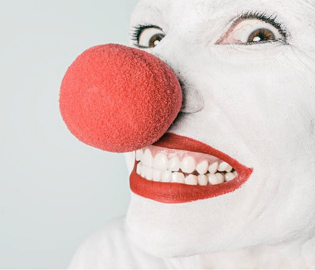 Taxed and regulated to death by clowns