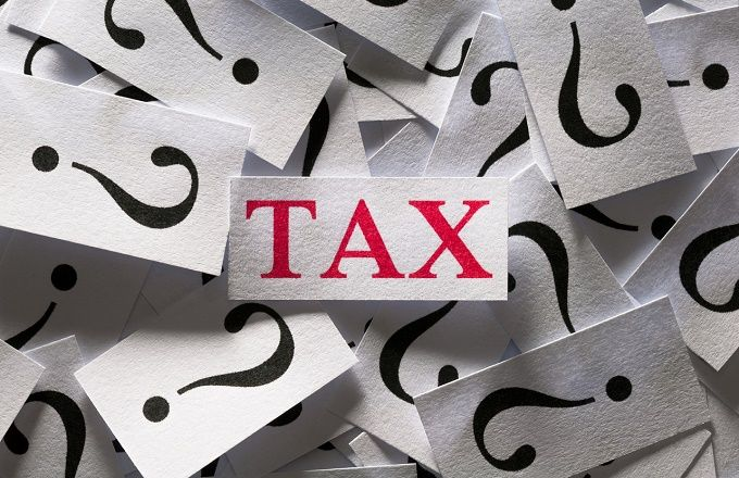 Taxation Questions on Formation of Property Partnerships