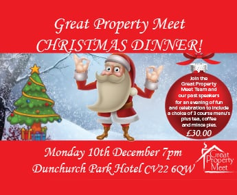 Great Property Meet Chrstmas Party