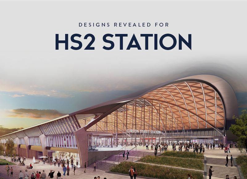 HS2 accelerating Birmingham's potential into its grand future