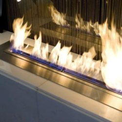 Tenant insists on gas fire replacement!