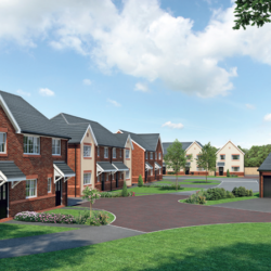 Beautiful build complete 3 & 4 bed houses with up to 6.2% yields