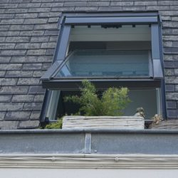 Question: how to deal with a faulty leaky roof?