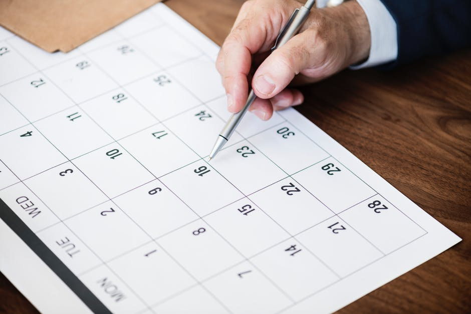 Universal Credit payment period dates?