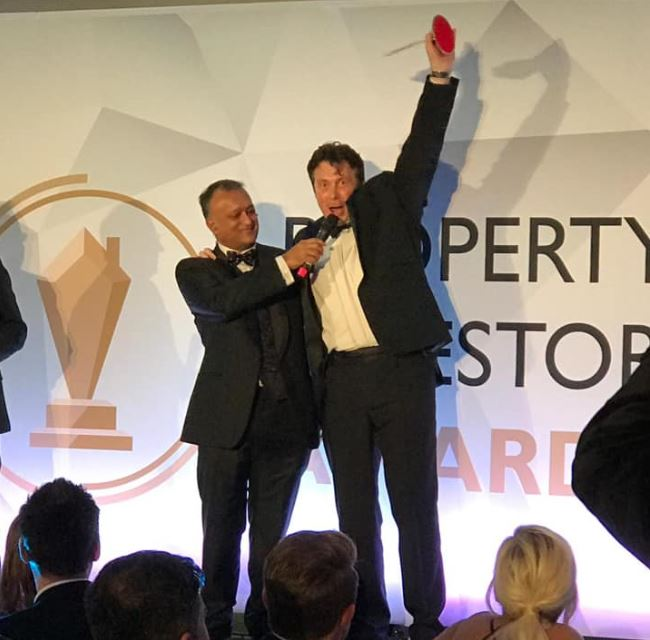 Thank you – We won the Property Investors Awards Website of the Year 2018