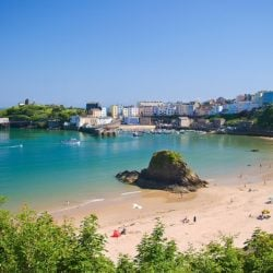 Hotel investment in popular South Wales tourist town