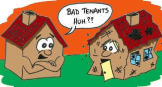 Bad Tenants Database