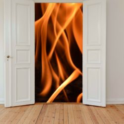 Inspection of the fire doors?