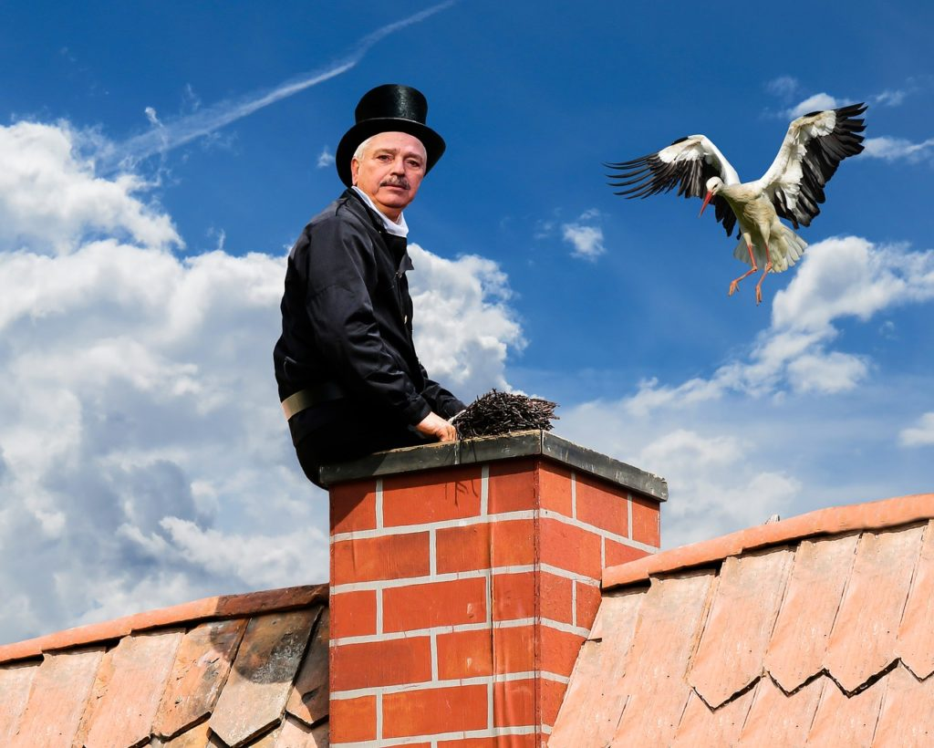 Chimney exhaust ownership