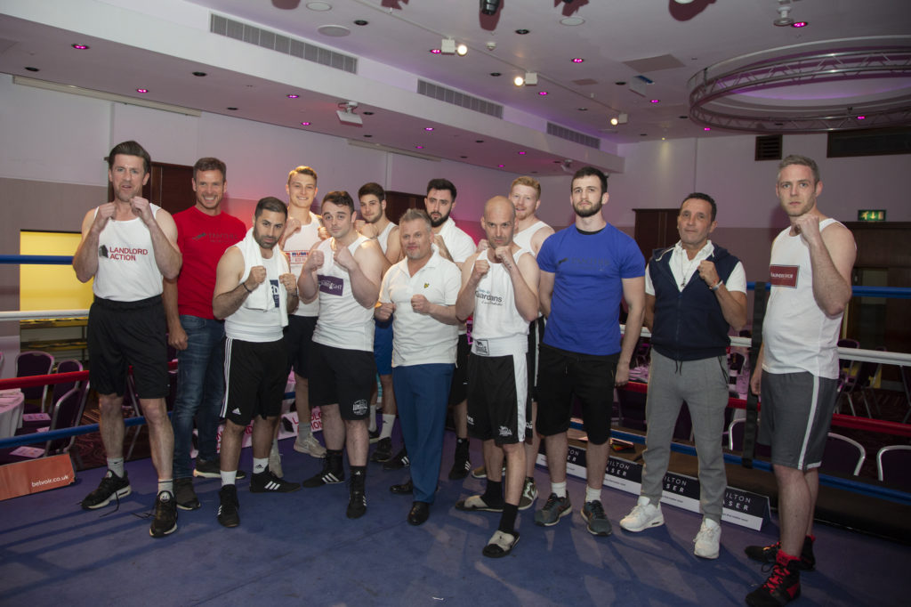 'Rumble with the Agents' raises over £19k for Make-A-Wish UK