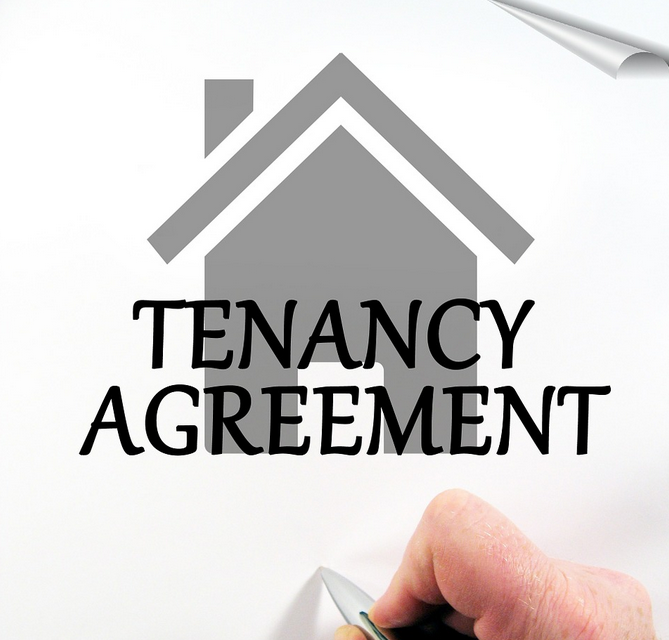 How to insure with no company let tenancy agreement?