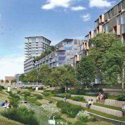 Birmingham's Urban Quarter and the Big City Masterplan