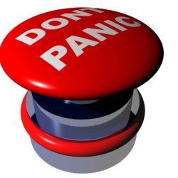 Don't Panic ARLA
