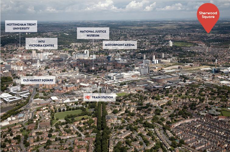 Latest off-plan development opportunity in Nottingham