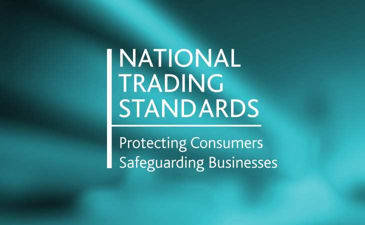 National Trading Standards Redress scheme warning for agents