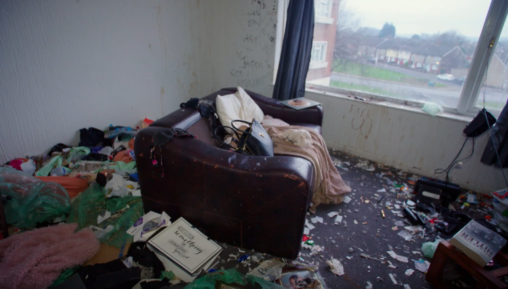 Insure What's Behind the Door: Shocking 'Nightmare Tenants Slum Landlords'