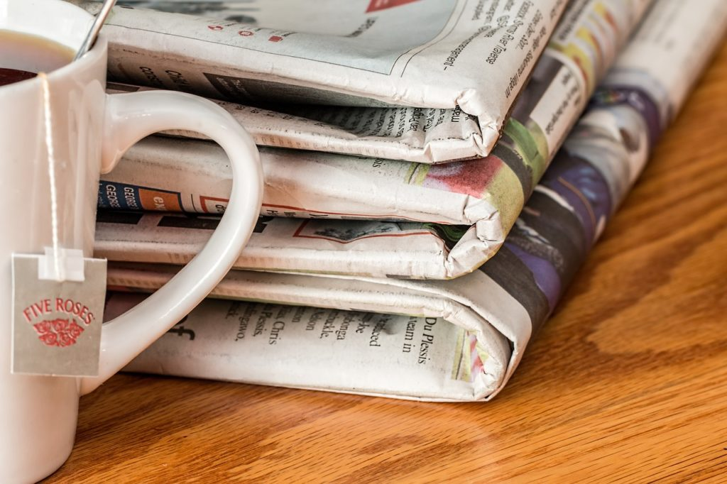 Don't believe what you read in Newspapers