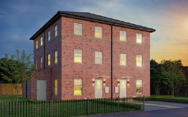 Two-bedroom houses in Leeds