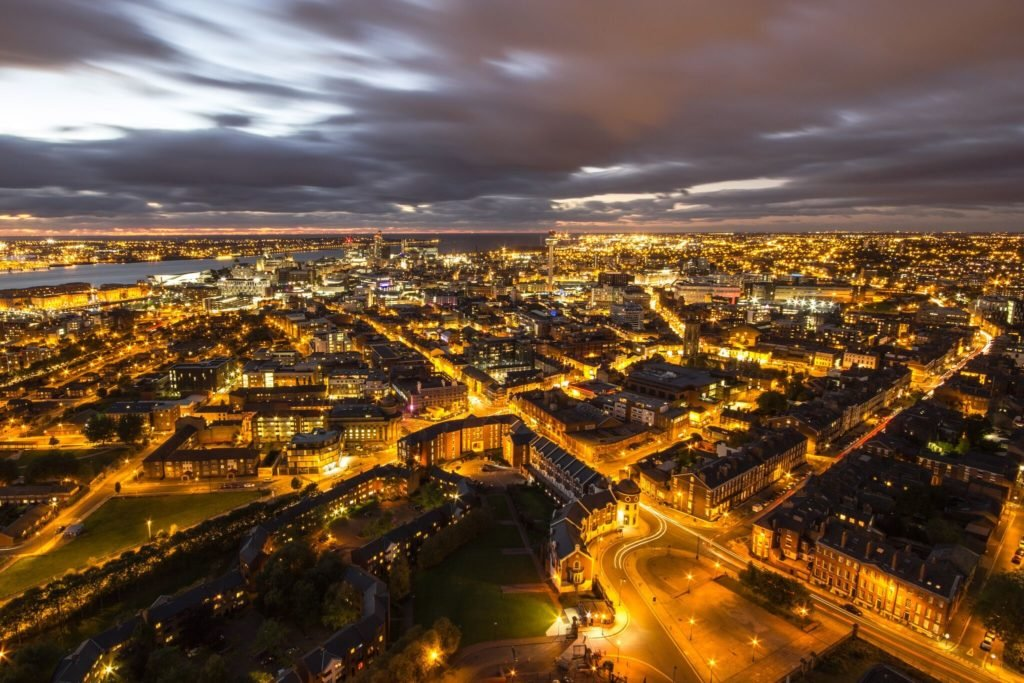 Liverpool in the top five UK tourist destinations