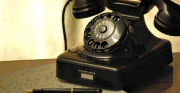 Tenant cancelled the telephone – What's now normal practice?
