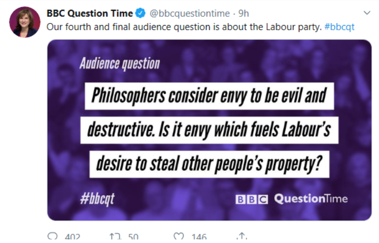Philosophers consider envy to be evil and destructive