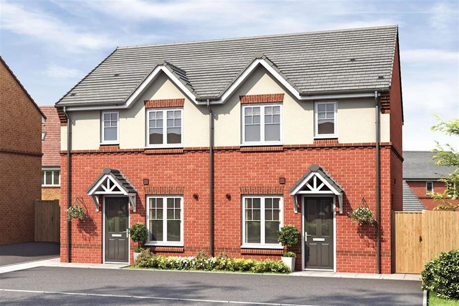 Two Manchester 3 bed houses