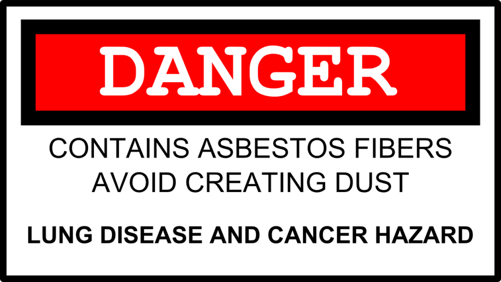 Asbestos and rental property