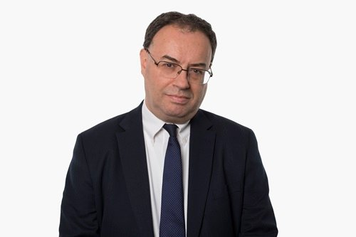 Andrew Bailey new Governor of the Bank of England