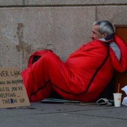 Nottingham homeless in The Post again!