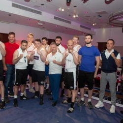 Rumble with the Agents to raise funds for Inclusion Barnet